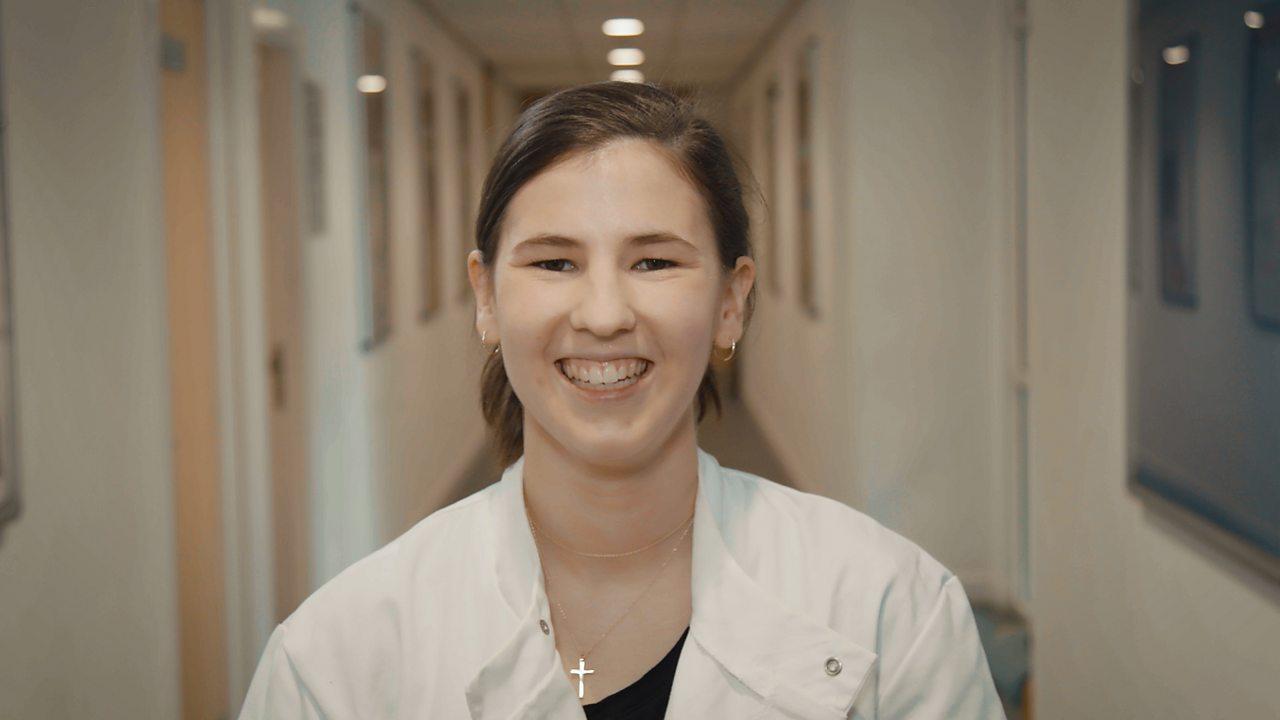 Becky: prosthetist
