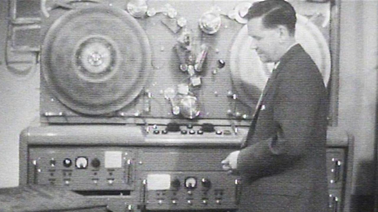 Panorama: VERA Videotape Recorder, 1958
