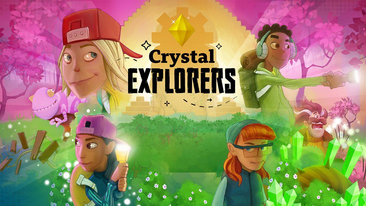 Crystal Explorers