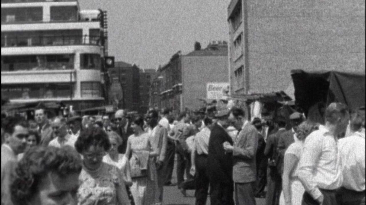 Petticoat Lane Market, 1960