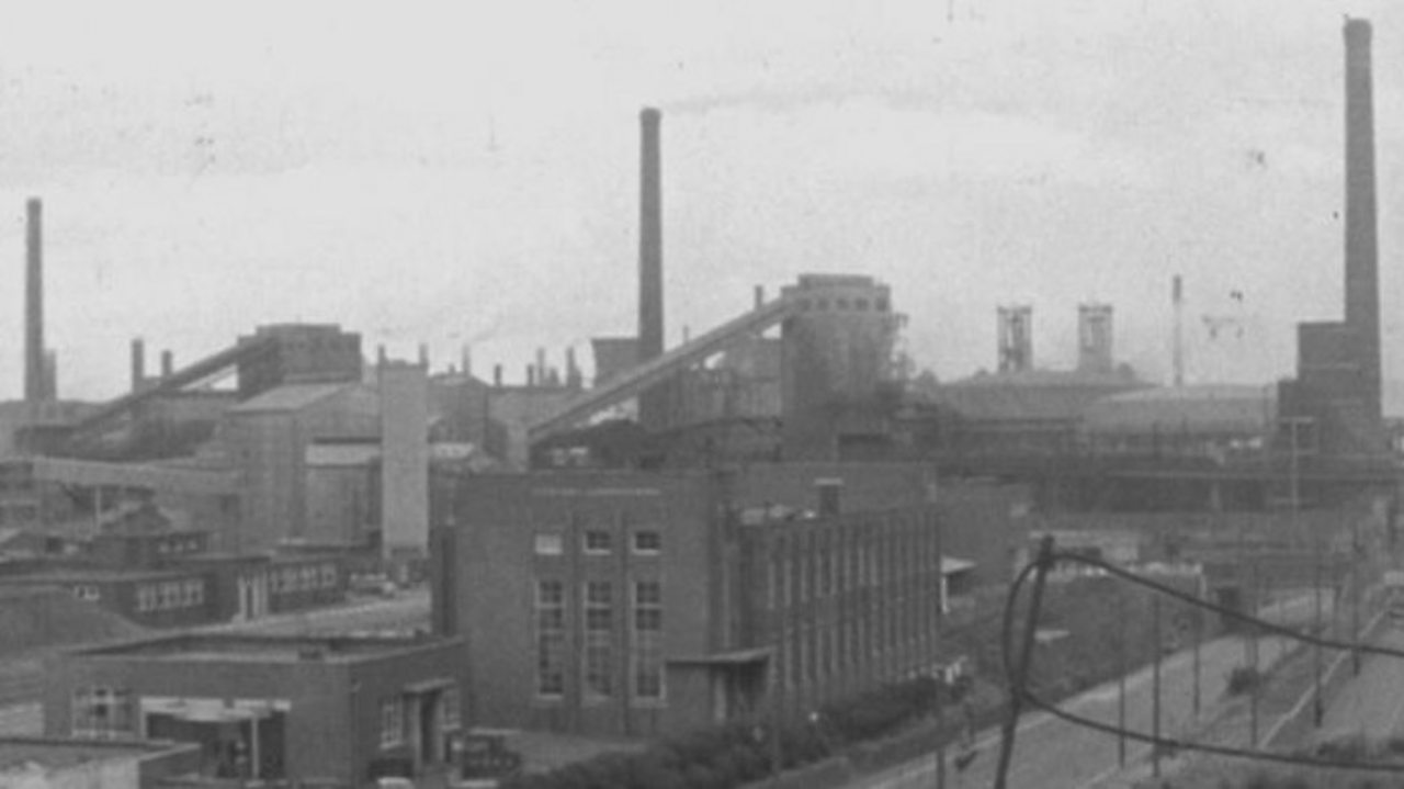 Has Scunthorpe sold its soul? 1960