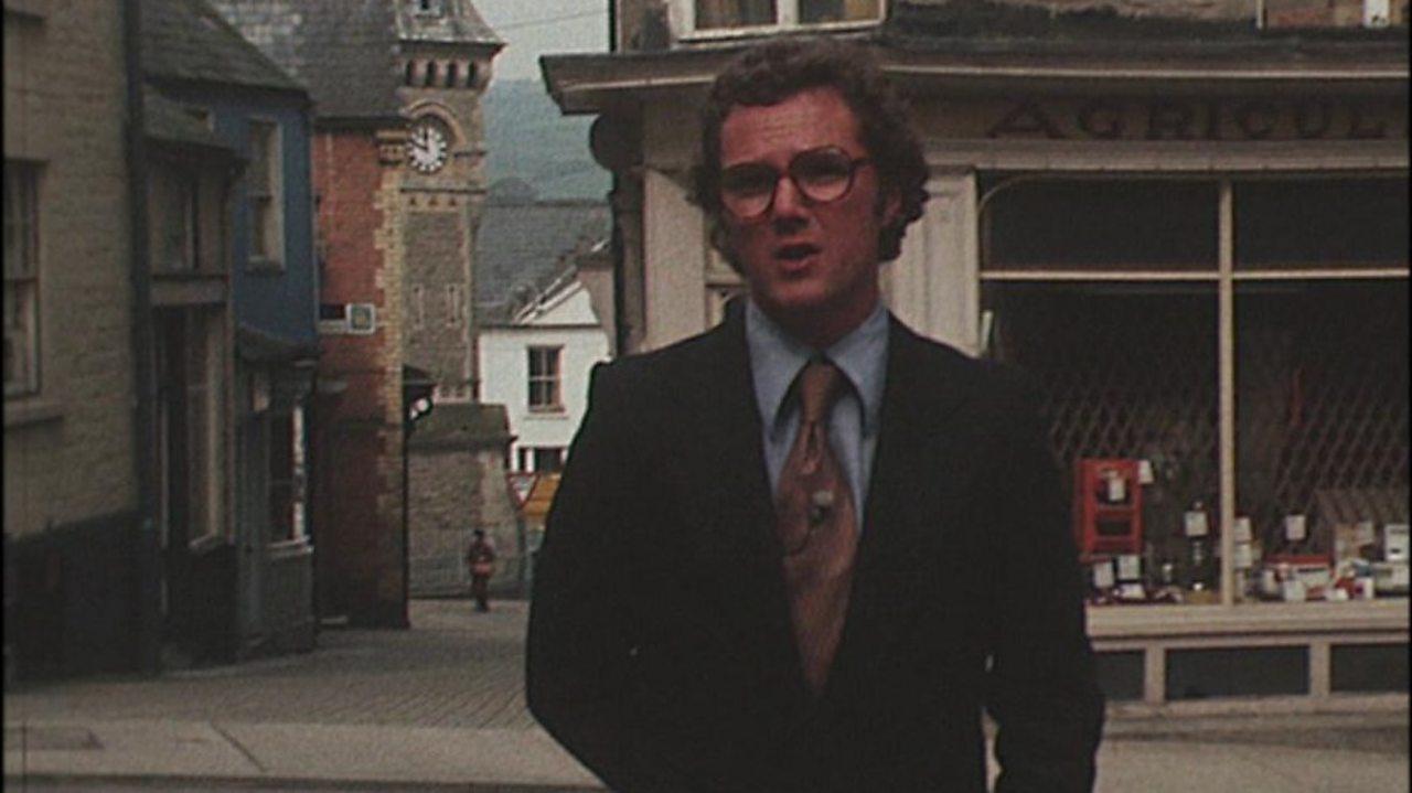 King of Haye-on-Wye, 1977