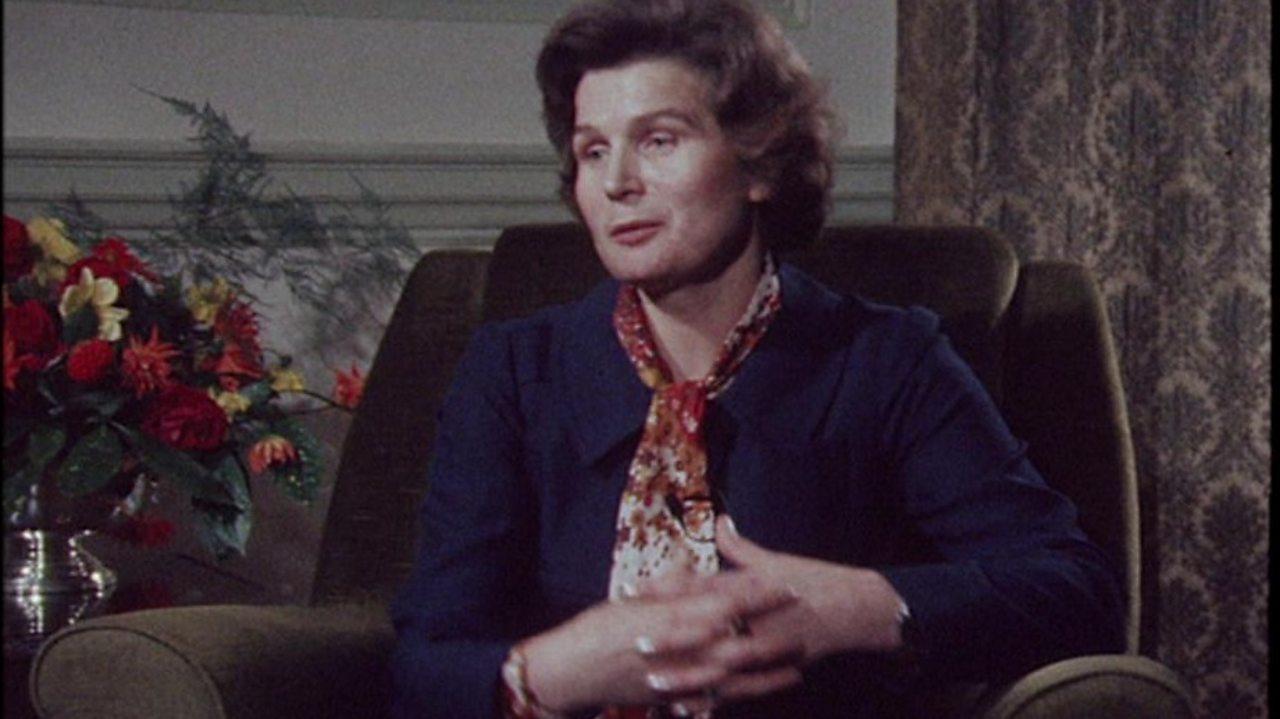 Valentina Tereshkova interview, 1977