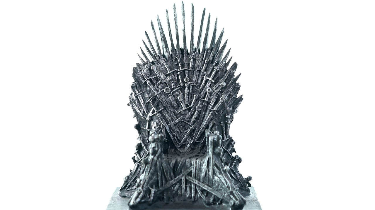 The Iron Throne and five other famous chairs