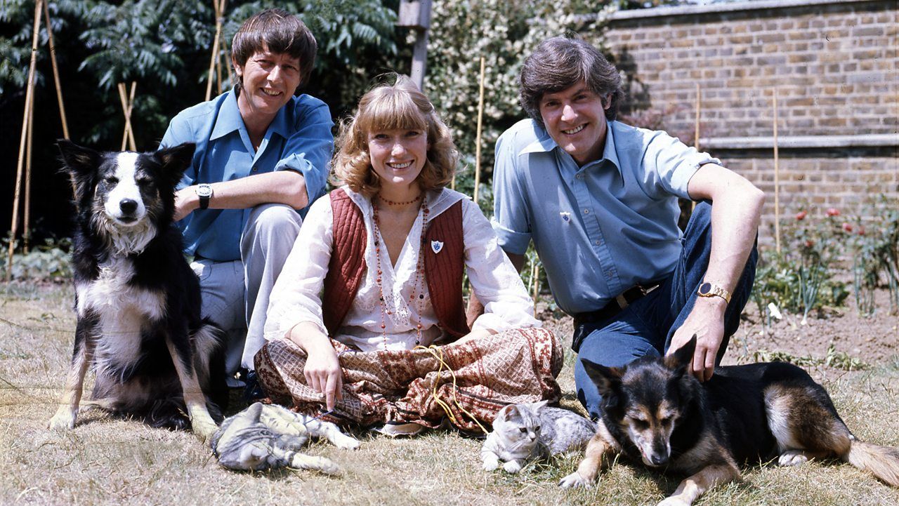 Blue Peter in the 1970s