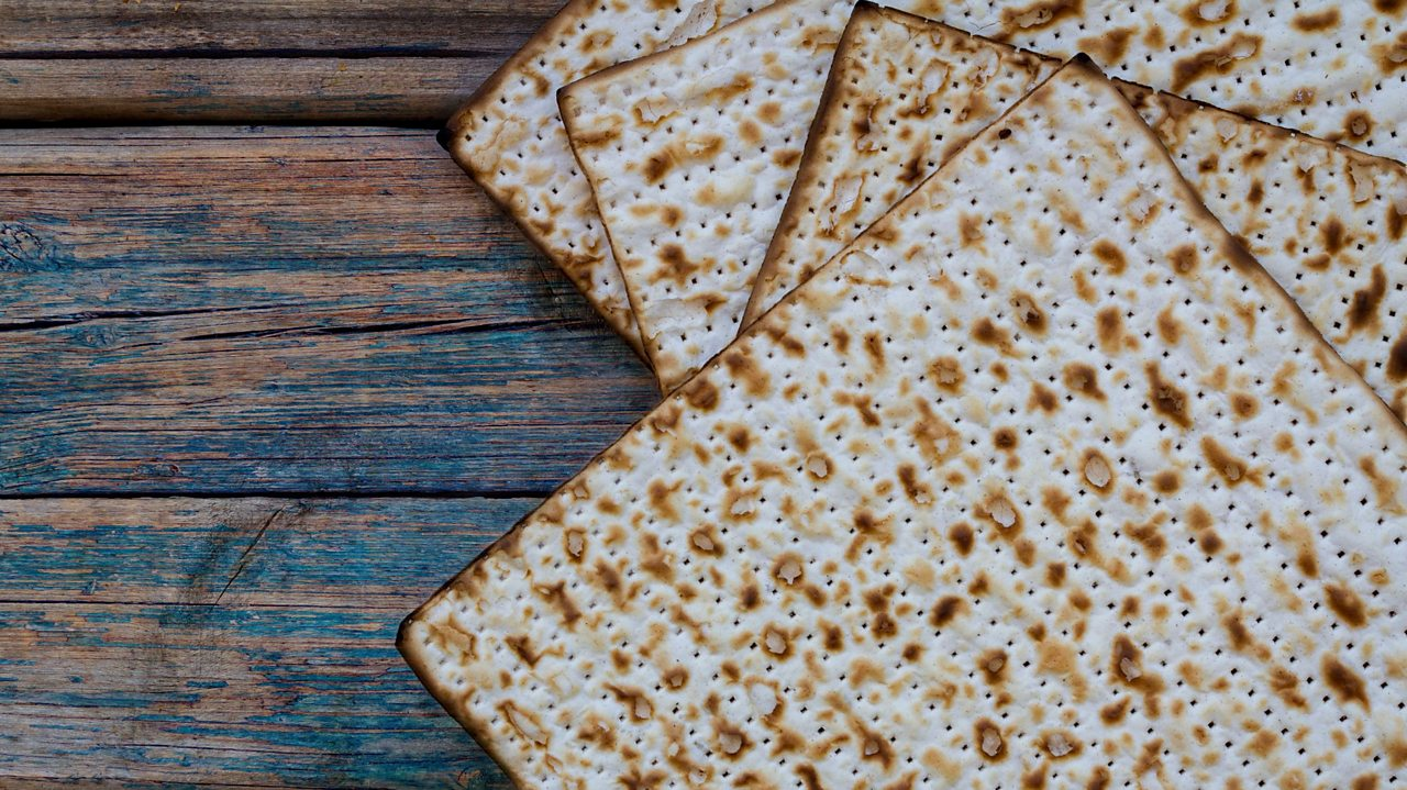 Celebrating Passover while staying at home