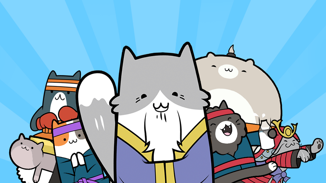 Test your English skills with the Karate Cats