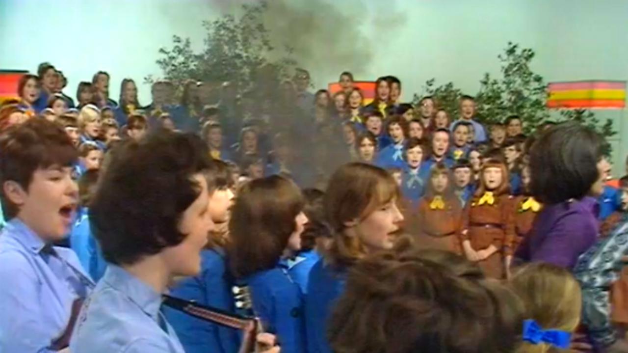 Campfire catastrophe, 1971