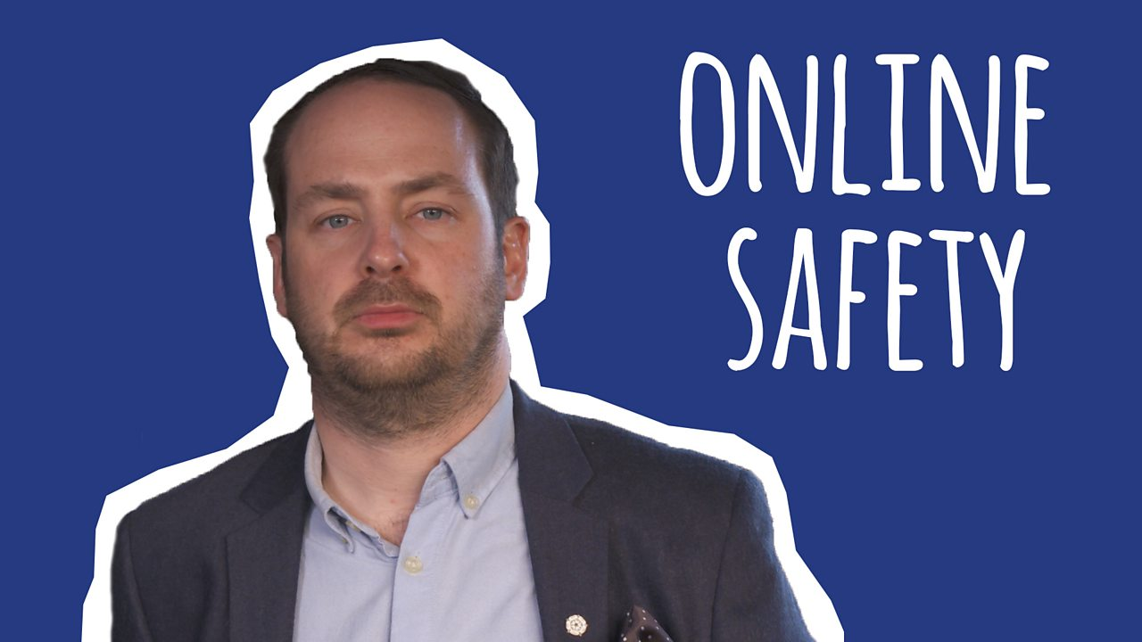 Mr Burton's top 5 tips for mobile phone and online safety