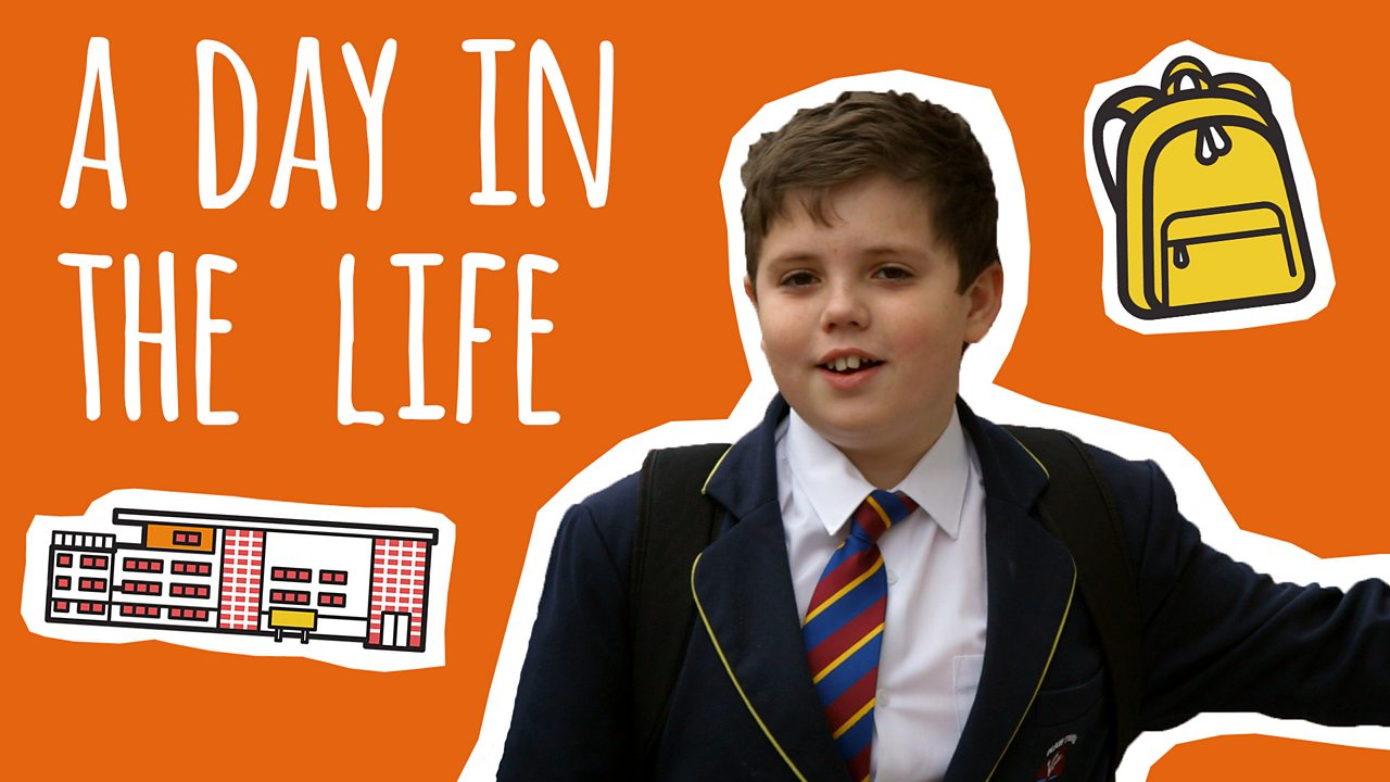 Year 7: A day in the life