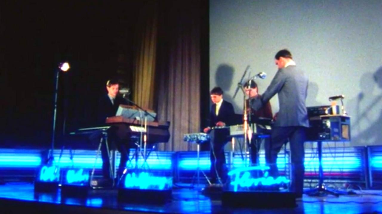 Kraftwerk, 1975