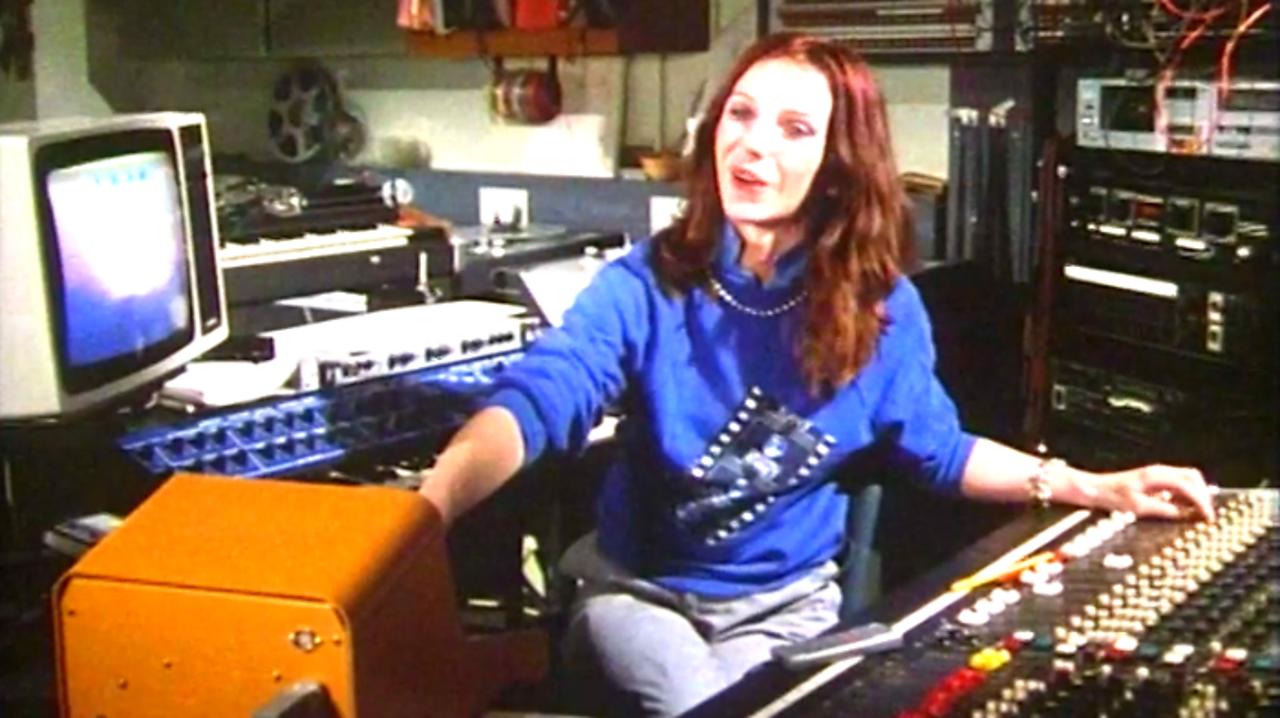 Elizabeth Parker - BBC Radiophonic Workshop, 1984