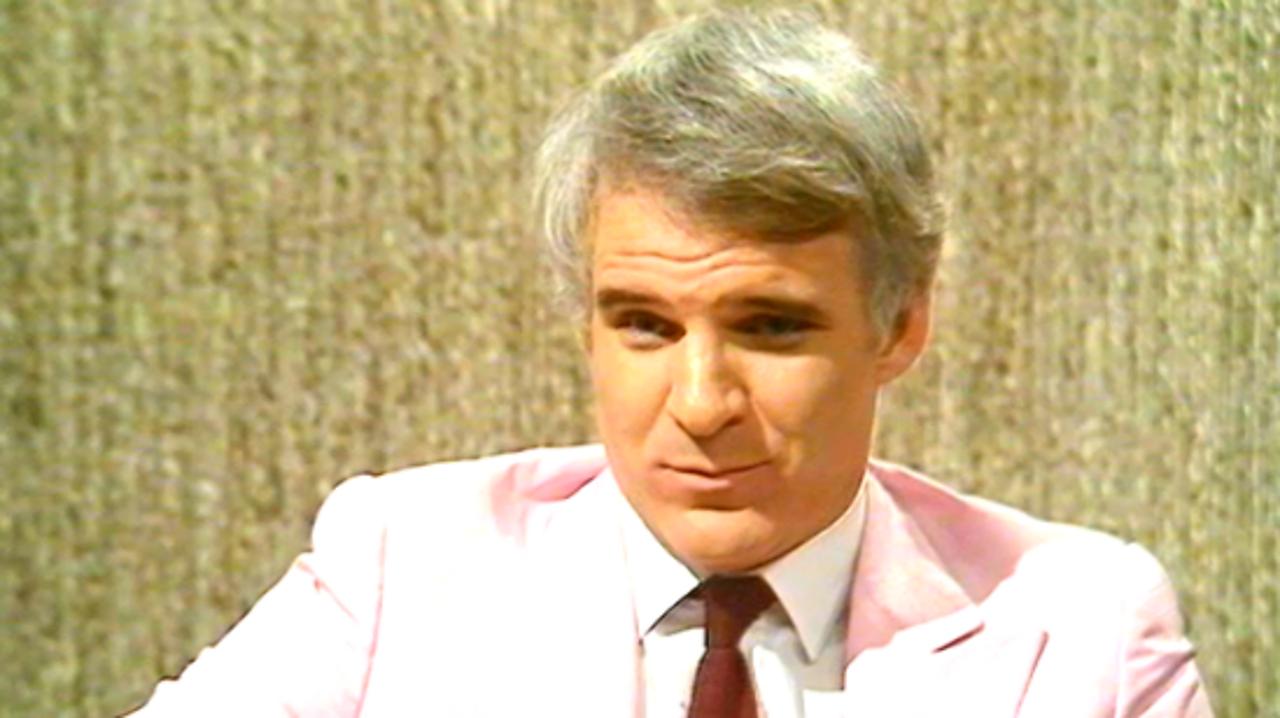Steve Martin, 1980