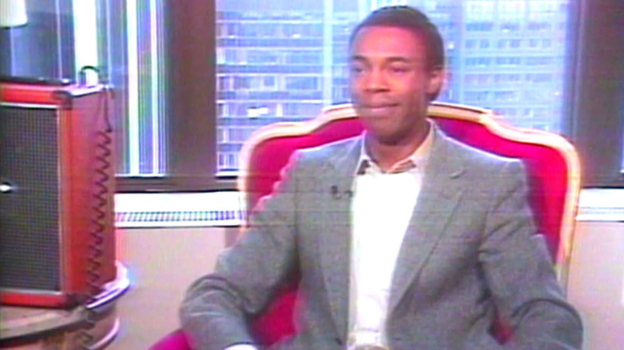 Michael Winslow, 1984