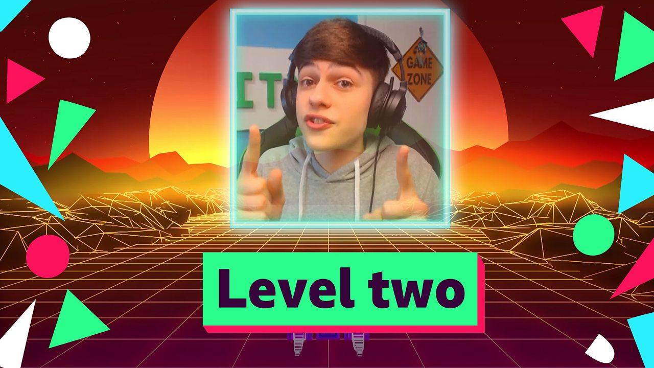 Fruity's Alien Arcade: Level Two