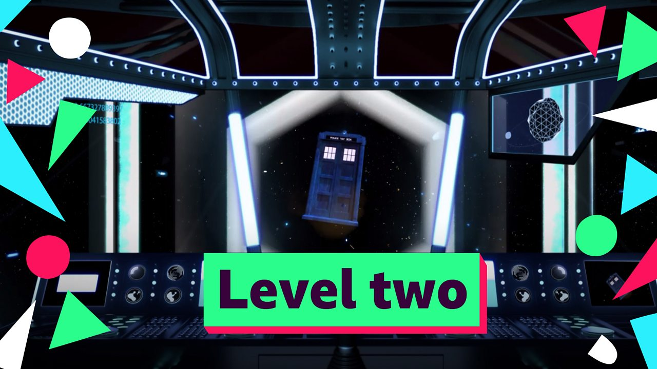 Just for Fun: Doctor Who Level Two