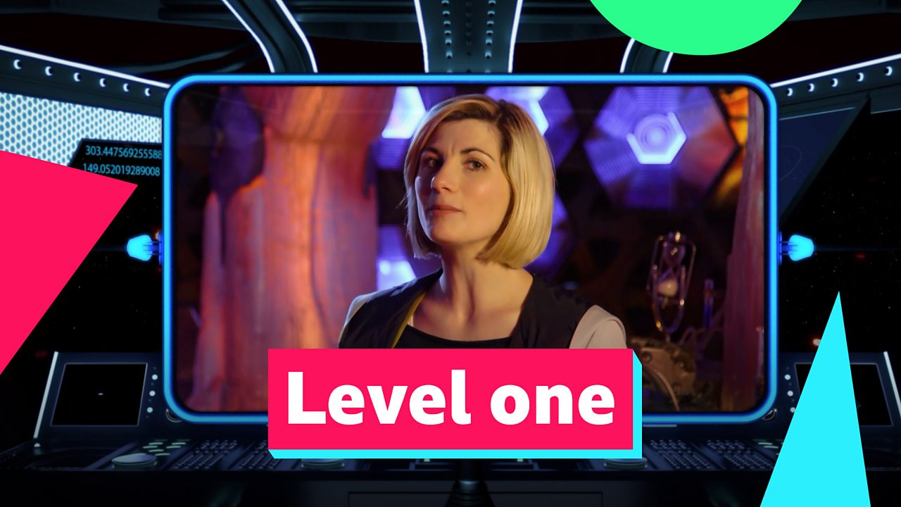 Just for Fun: Doctor Who Level One
