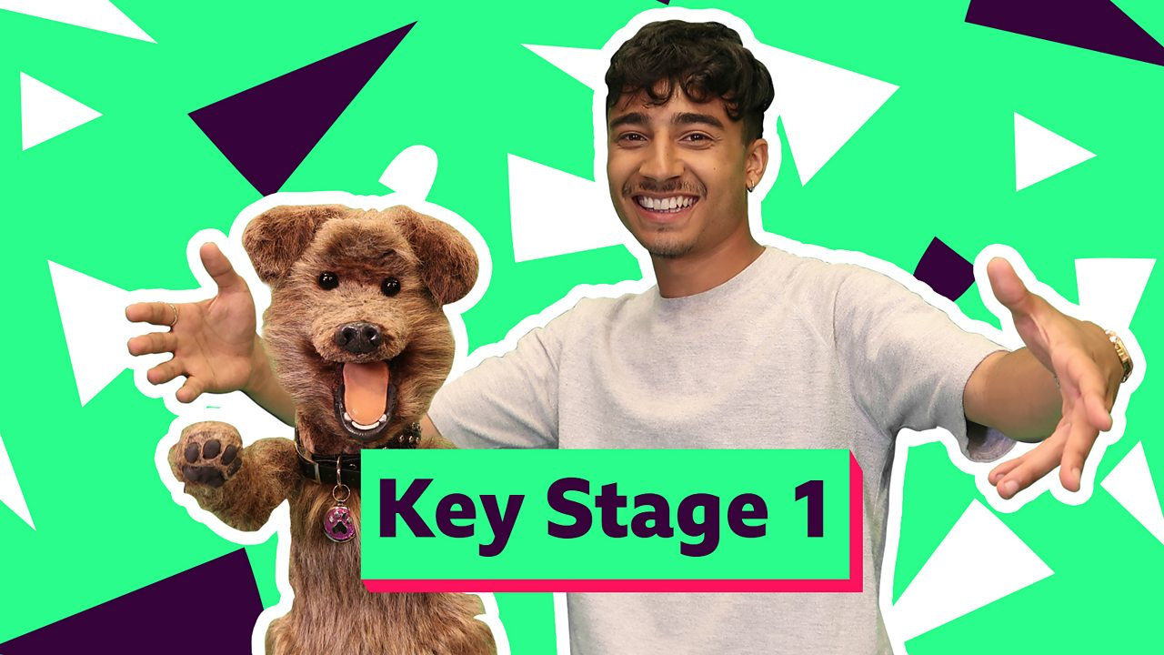 KS1 English: Verb Tenses with Karim and Hacker
