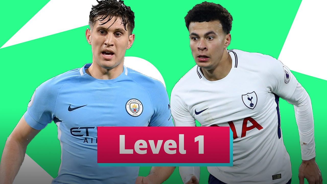 Just for Fun: Match of the Day Level One