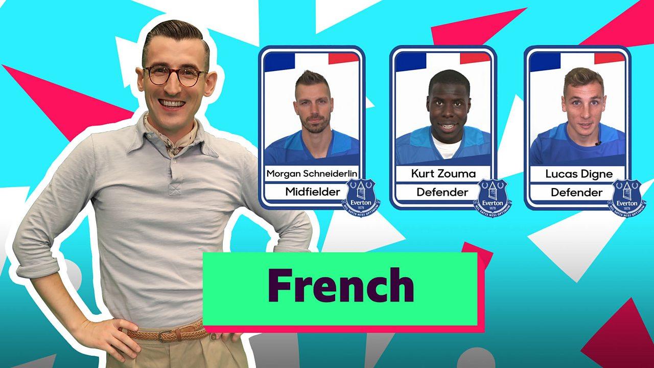 KS1 / KS2 MFL: French greetings with Ben Shires