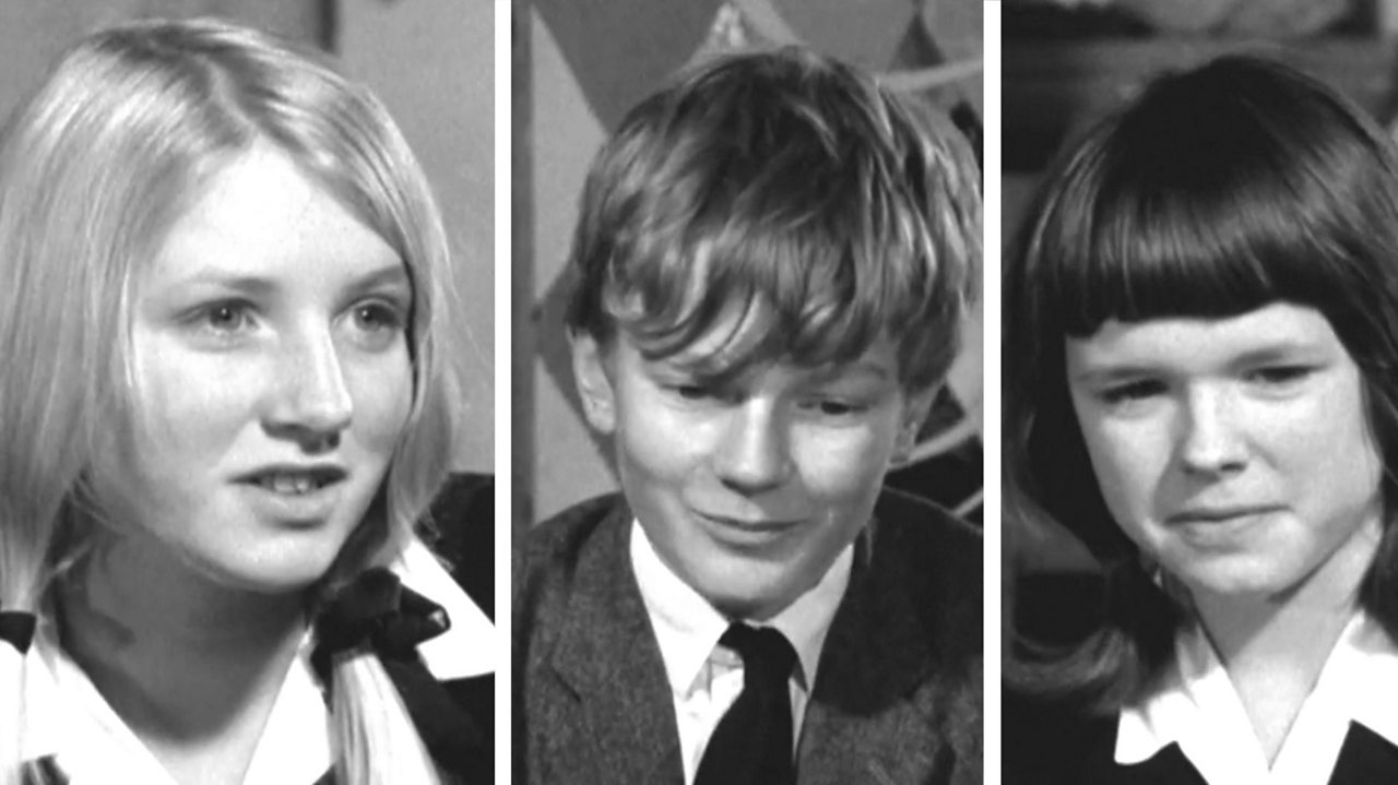 Children predict the year 2000, 1966