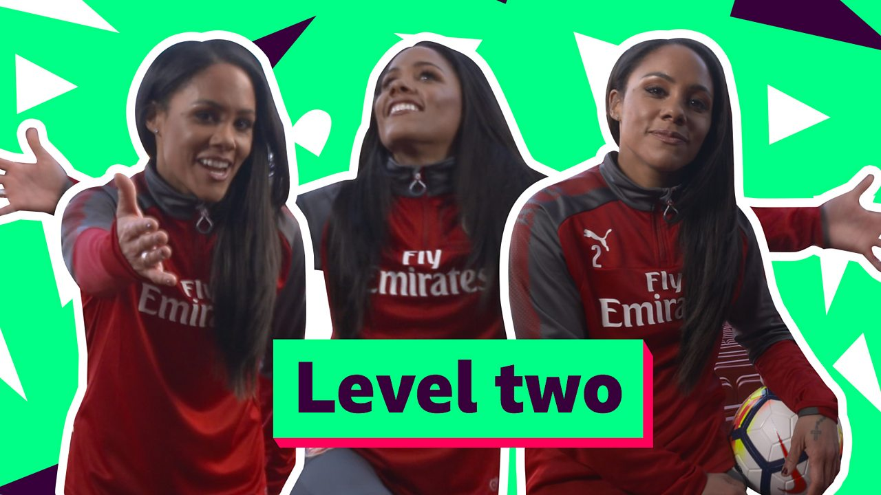 Just for Fun: Alex Scott Level Two
