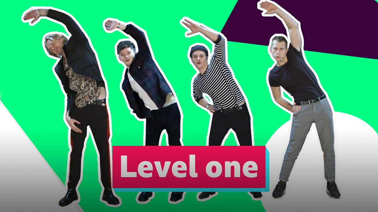 Just for Fun: The Vamps Level One