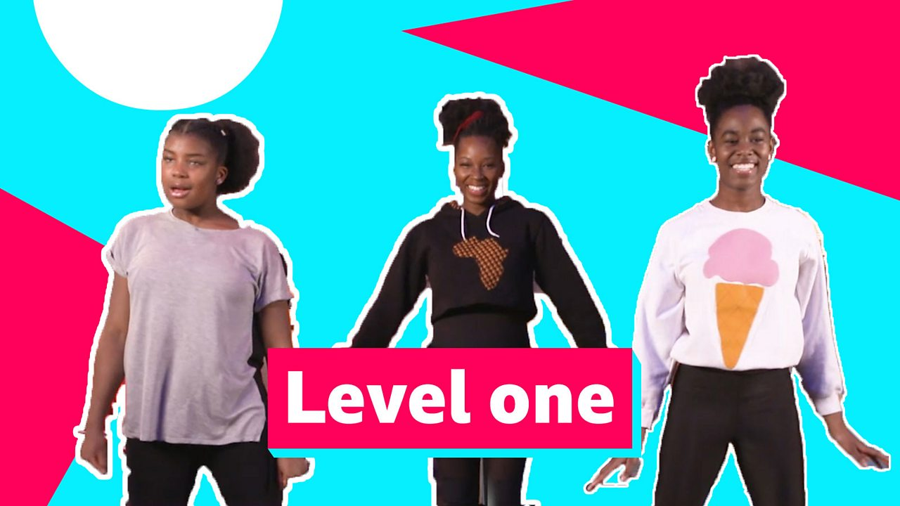Just for Fun: Jamelia Level One
