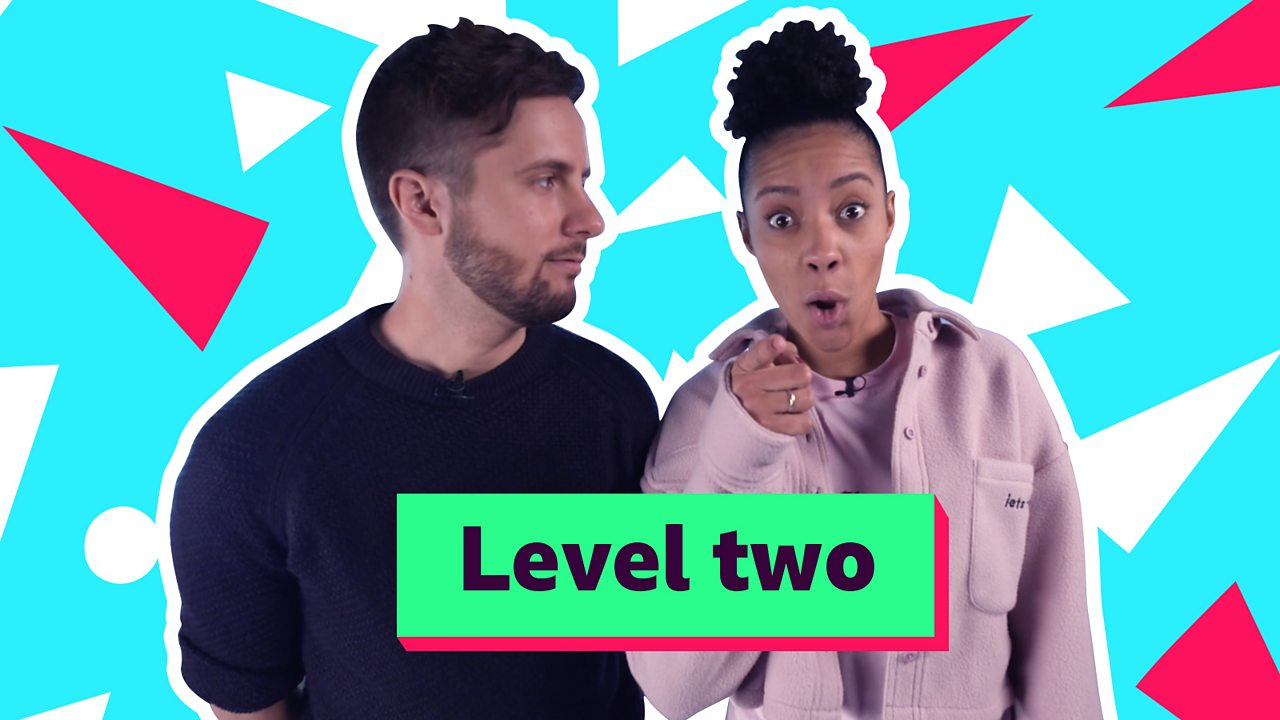 Just for Fun: Jonny and Yasmin Level Two