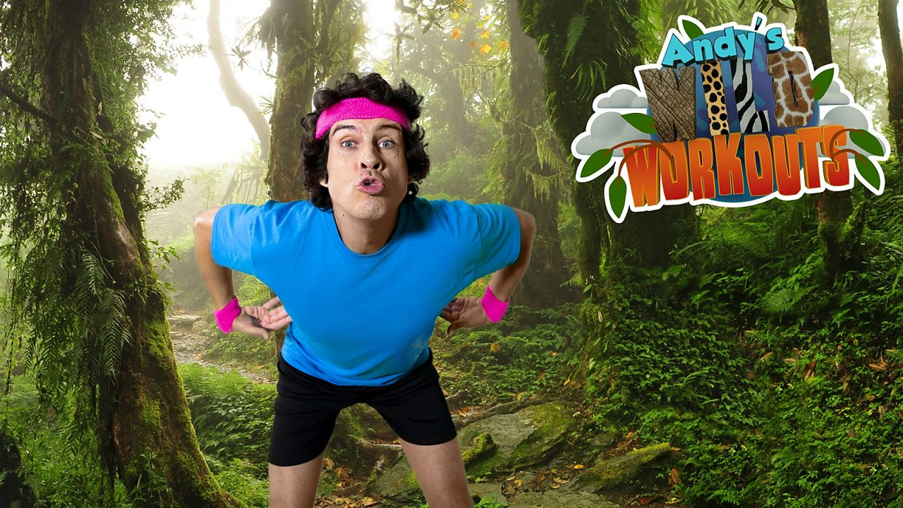 Andy's Wild Workouts: the Rainforest