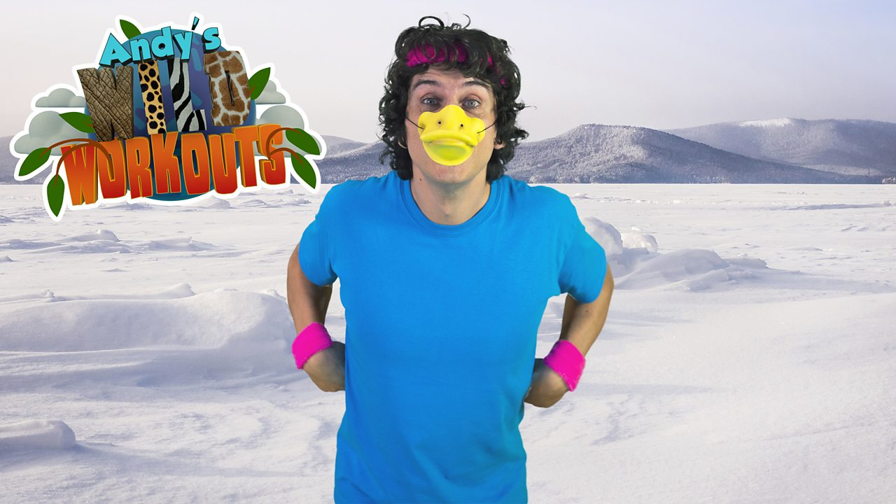Andy's Wild Workouts: the Arctic