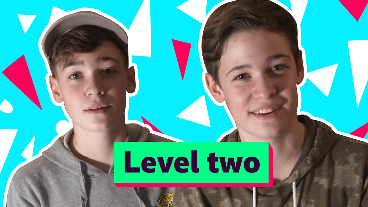 Just for Fun: Max and Harvey Level Two