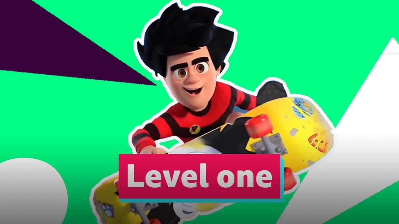 Just for Fun: Dennis and Gnasher Level One