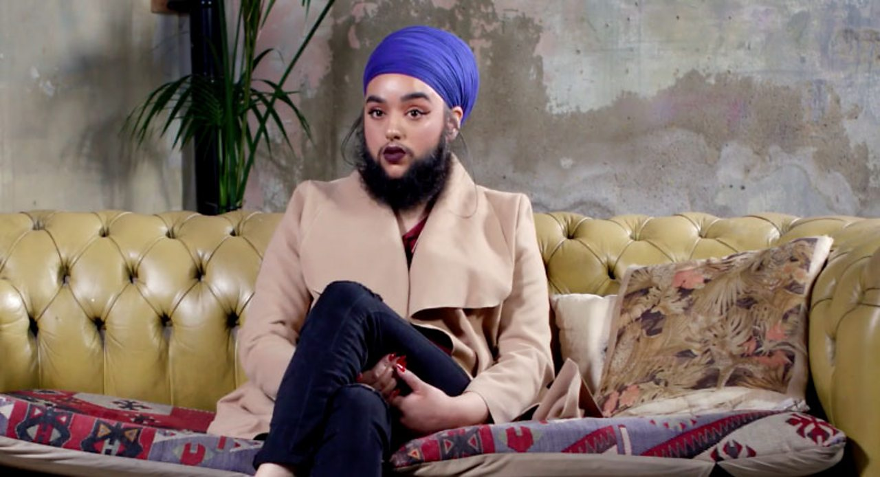 Harnaam Kaur talks: Body hair and body confidence