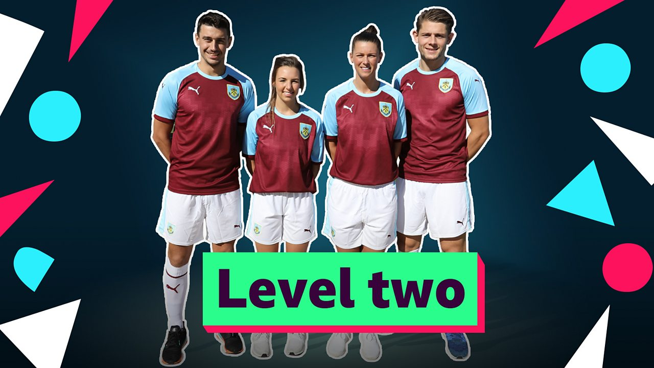 Just for Fun: Super Movers Matchday Warm-Up Level Two