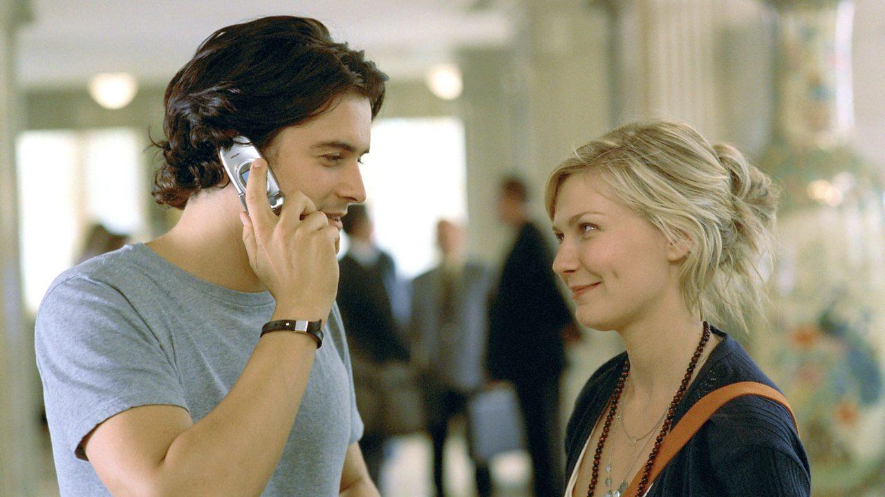 Orlando Bloom and Kirsten Dunst in Elizabethtown