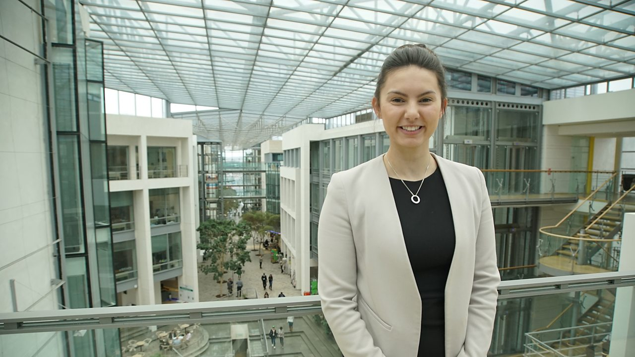 Catherine: apprentice data and compliance manager