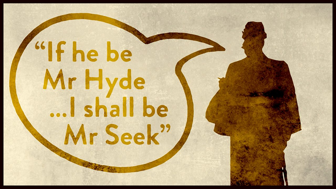 BBC Teach: Dr Jekyll and Mr Hyde - Song: Characters