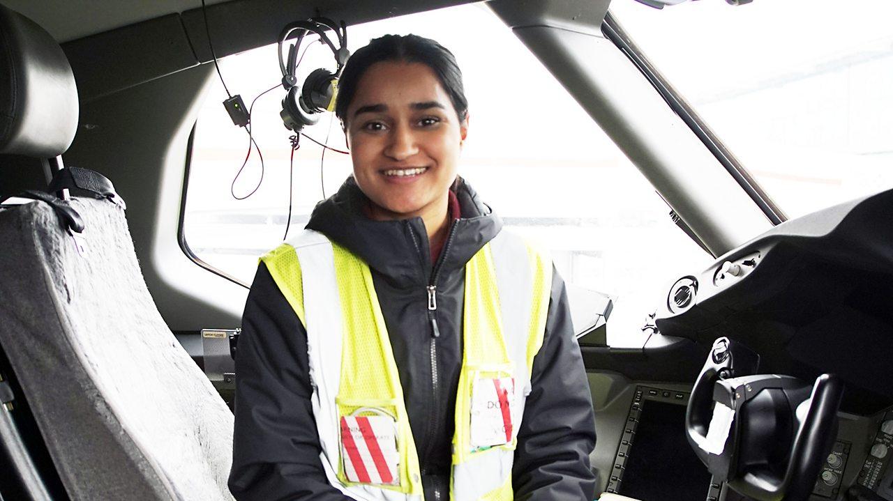 Balwant: aircraft engineer