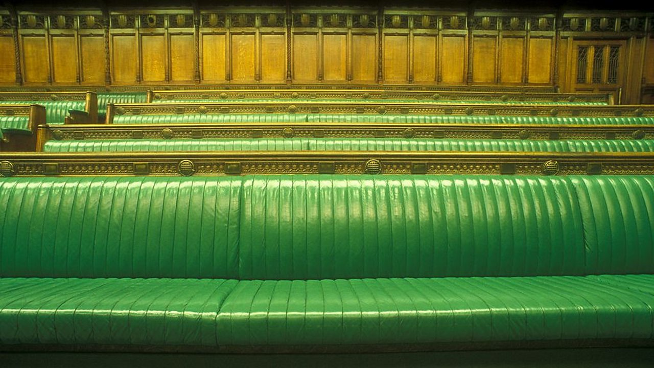Nine of Parliament's most weird and wonderful traditions