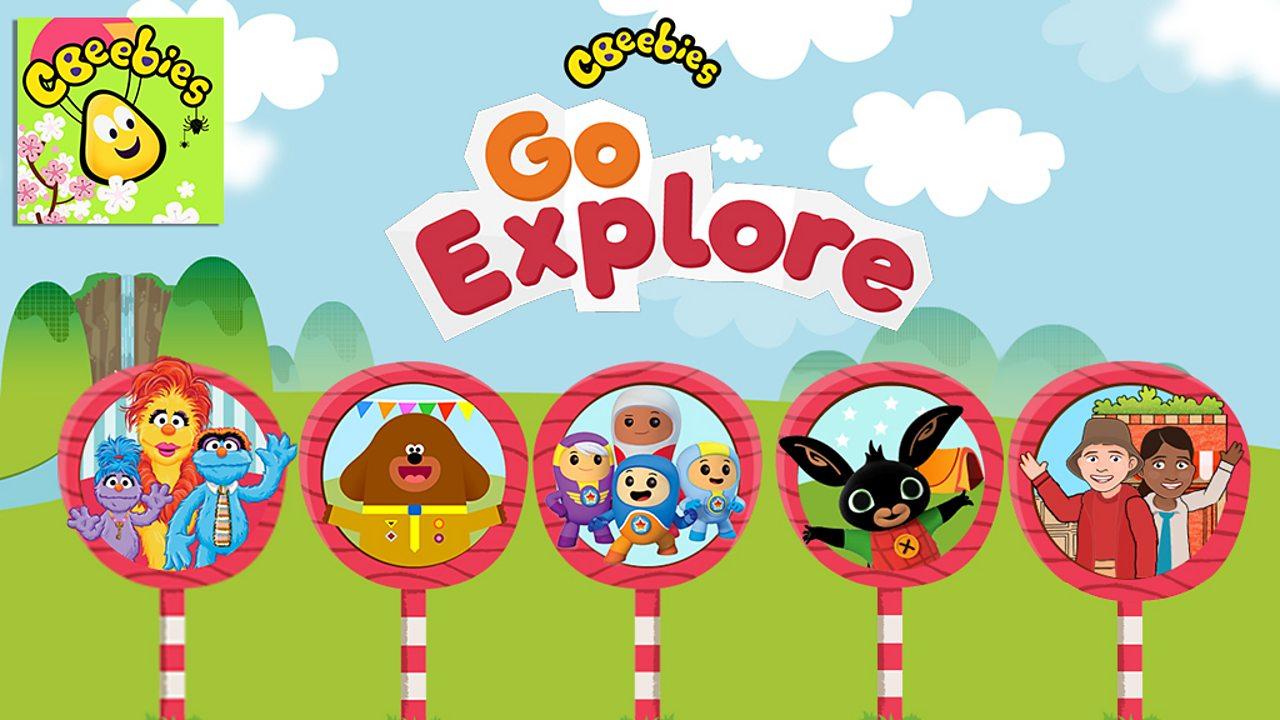 Go Explore app