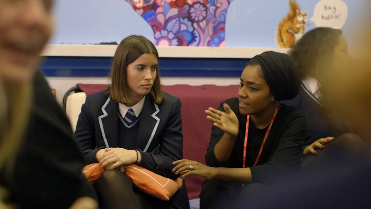 In a class of their own: The school prioritising mental health