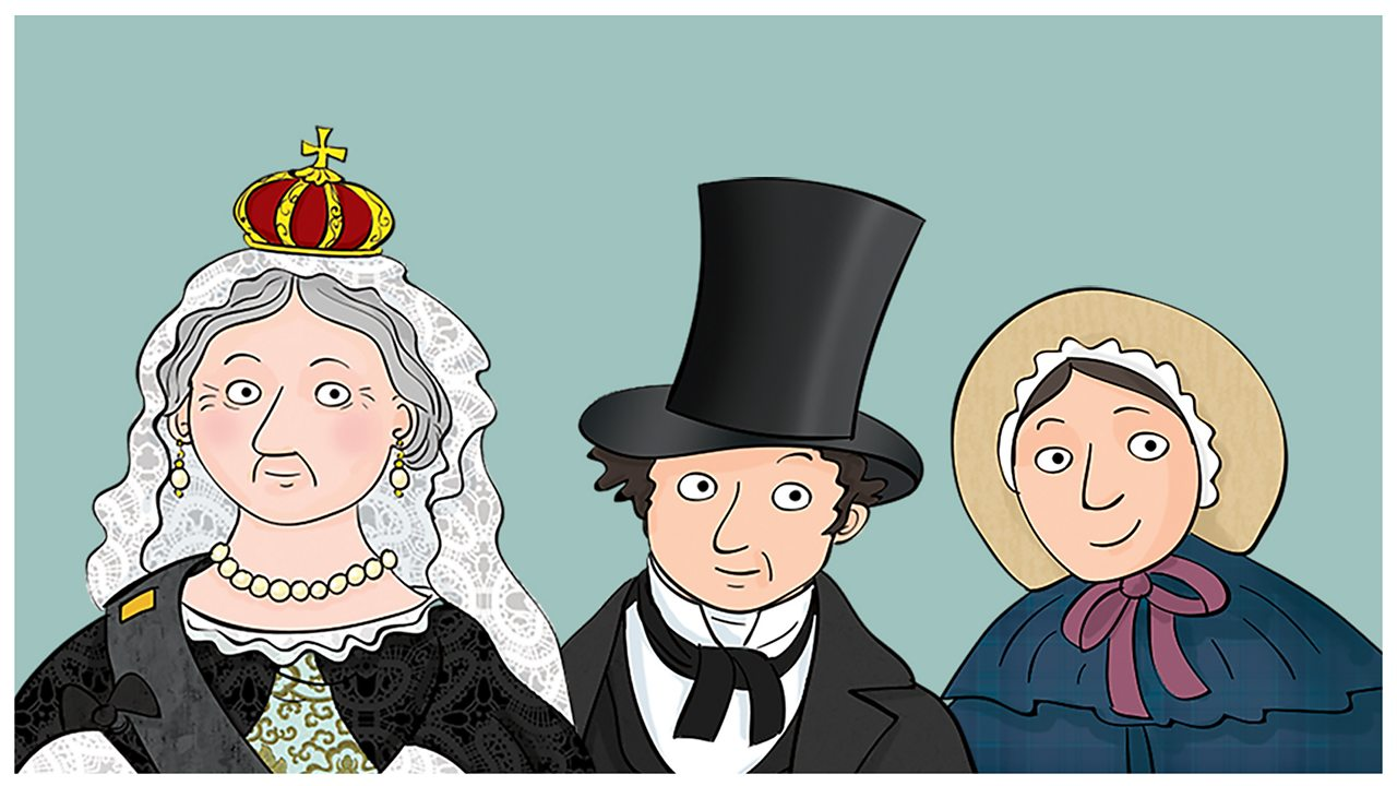 History - Victorians
