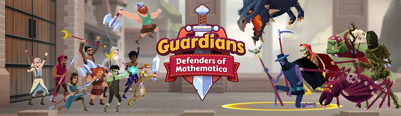 Guardians: Defenders on Mathematica