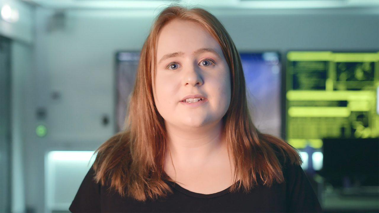 Ellie: cyber security apprentice