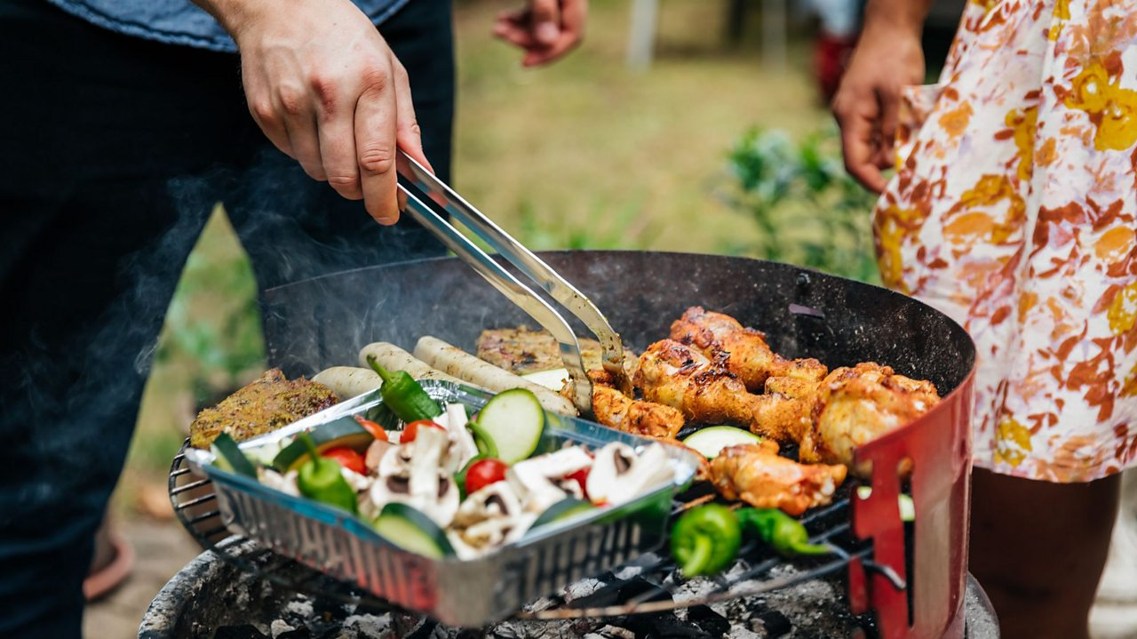 Why your barbecue is a hotbed of science
