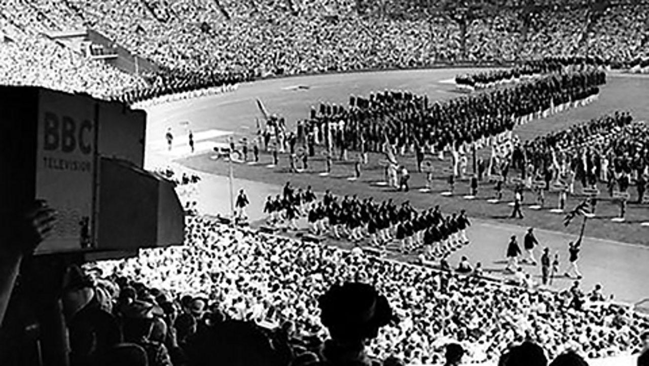 The 1948 Olympics