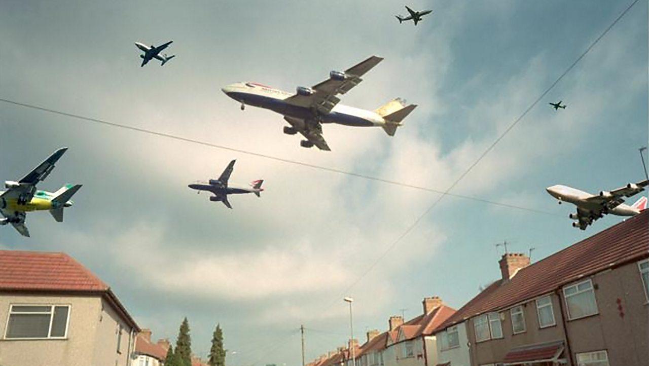 Aerial journeys
