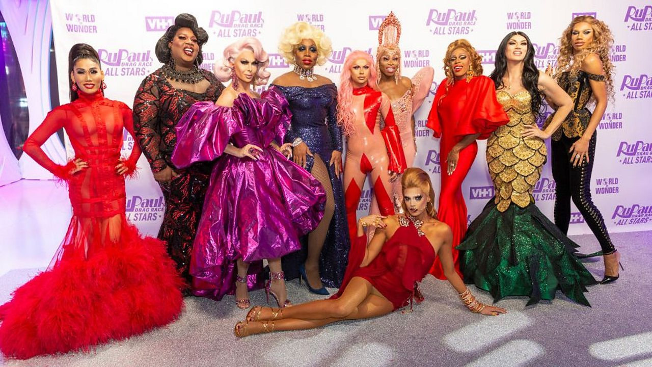 The fabulous history of drag