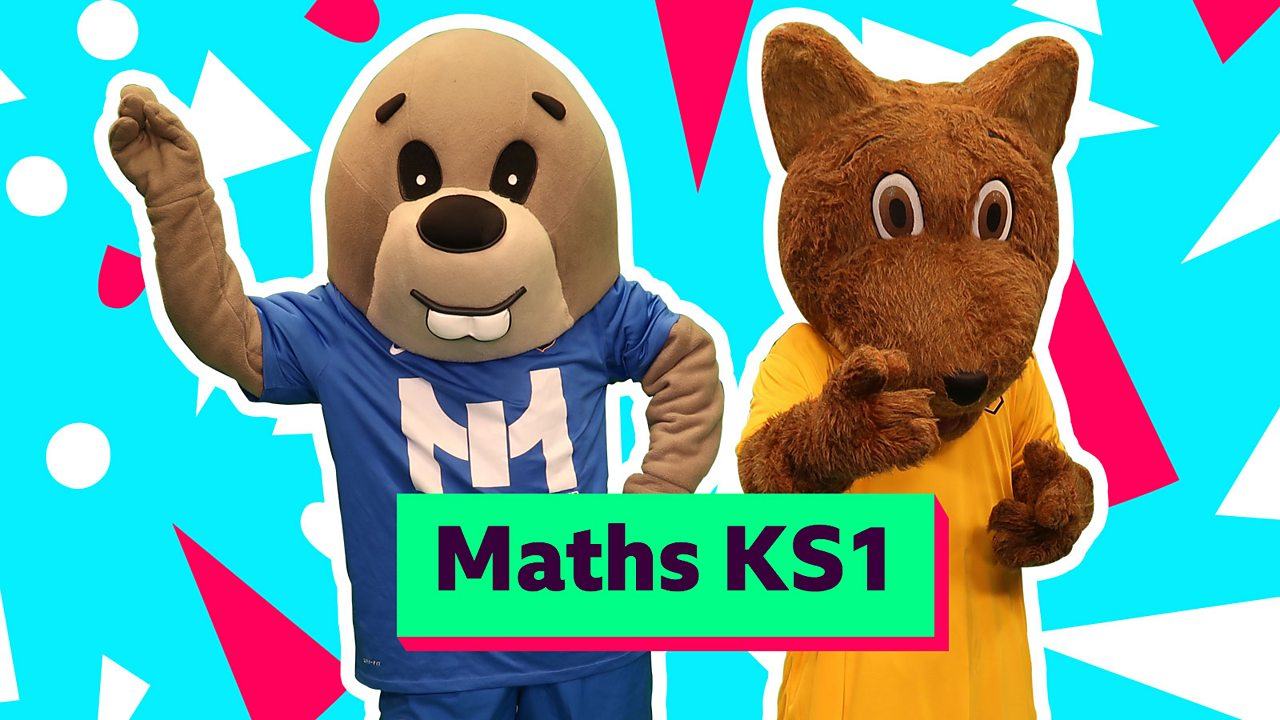 Super Movers KS1 Maths Collection